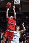SaintMarys 1617 BasketballW SemifinalRound vs BYU