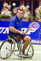 18-12-10, Tennis, Rotterdam, Reaal Tennis Masters 2010,    Tom Egberink