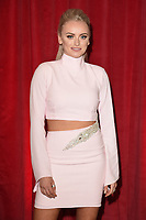Katie McGlynn<br /> at the British Soap Awards 2017 held at The Lowry Theatre, Manchester. <br /> <br /> <br /> &copy;Ash Knotek  D3272  03/06/2017