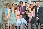 21st Birthday: Sean Hayes, Gortnaminch, Listowel , celebrating his 21st birthday with friends in Listowel on Sunday.