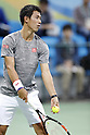 Kei Nishikori (JPN), <br /> AUGUST 3, 2016 - Tennis : <br /> Men's Singles Training session <br /> at Olympic Tennis Centre <br /> during the Rio 2016 Olympic Games in Rio de Janeiro, Brazil. <br /> (Photo by Yusuke Nakanishi/AFLO SPORT)