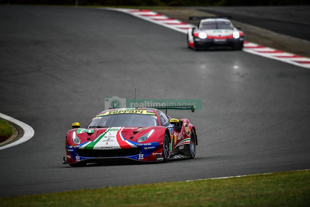 AUTOMOBILE : 6 heures de Fuji - World Endurance Championship