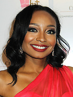 BEVERLY HILLS, CA, USA - MAY 31: Malina Moye at the 10th Anniversary What A Pair! Benefit Concert to support breast cancer research and education programs at the Cedars-Sinai Samuel Oschin Comprehensive Cancer Institute at the Saban Theatre on May 31, 2014 in Beverly Hills, California, United States. (Photo by Celebrity Monitor)