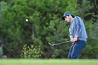 Abraham Ancer (MEX) chips on to 10 during day 2 of the Valero Texas Open, at the TPC San Antonio Oaks Course, San Antonio, Texas, USA. 4/5/2019.<br /> Picture: Golffile | Ken Murray<br /> <br /> <br /> All photo usage must carry mandatory copyright credit (© Golffile | Ken Murray)