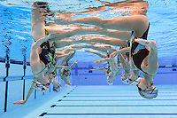 Moscow..Russia Synchro Olympic Team 2012....RUSSIAN SYNCHRONIZED SWIMMING TEAM - ONE OF THE STRONGEST IN THE WORLD:....¥ 1997, China - the World Cup - 1 place (solo,  duet, group); ..¥ 1998, Australia , World Championships - 1 place (solo,  duet, group); ..¥ 1999, Korea , the World Cup - 1 place (solo,  duet, group); ..¥ 2000, Australia,Sydney - Olympic Games - (duet, group); ..¥ 2001, Japan,Fukuoka - World Championships - 1 place (solo, group), - the 2nd place (duet); ..¥ 2002, Switzerland,Zurich - the World Cup - 1 place (duet, group), the 2nd place (solo); ..¥ 2003, Spain,Barcelona - the World Cup - 1 place (duet, group), the 2nd place (solo); ..¥ 2004, Greece,Athens - Olympic Games - 1 place (duet, group); ..¥ 2005, Canada,Montreal - World Championships - 1 place (solo,  duet,  group, combi); ..¥ 2006, Hungary,Budapest - the European championship - 1 place (solo,  duet, group, combi). ..¥ 2006, Fukuoka,Japan - the World Cup - 1 place (solo, a duet, the group, the combined program) ..¥ 2006, Moscow,Russia - FINA  TROPHY -  1 place ( duet, group), 2nd place (combi). ..¥ 2007, Melbourne,Australia - World Championships - 1 place ( duet, group, combi),  2nd place (solo). ..¥ 2007, Rome,Italy - the Cup of Europe - 1 place (group, a duet)..¥ 2007, Rio de Janeiro, Brazil - FINA ?ROPHY - 1 place (duet, combi)..¥ 2008, Eindhoven,Netherlands -European championship - 1 place (solo) ..¥ 2008, Beijing ,the People's Republic of China - Olympic Games - 1 place ( duet, group)..¥ 2009, Andorra - the Cup of Europe - 1 place..¥ 2009, Rome,Italy - World Championships - 1 place..¥ 2009, Montreal,Canada - FINA TROPHY - the 2nd place..¥ 2010, Budapest ,Hungary - the European championship - 1 place..¥ 2010, Moscow, the Russian Federation - FINA TROPHY-  the 2nd place (junior national team)..¥ 2011, Sheffield, Great Britain - the Cup of Europe - 1 place ( duet, group)..¥ 2011, Shanghai, China - World Championships (solo, duet, group, combi)..¥ 2012, Eindhoven, Netherlands - the European