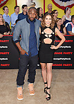 WESTWOOD, CA - AUGUST 09: Dancer/actor Stephen 'tWitch' Boss (L) and dancer Allison Holker arrive at the Premiere Of Sony's 'Sausage Party' at Regency Village Theatre on August 9, 2016 in Westwood, California.