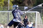 Los Angeles, CA 03/12/16 - Brendan Sarnecky (Utah State #88) in action during the Utah State vs Loyola Marymount MCLA Men's Division I game at Leavey Field at LMU.  Utah State defeated LMU 17-4.