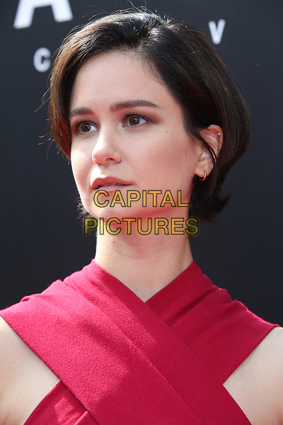17 May 2017 - Hollywood, California - Katherine Waterston. Sir Ridley Scott Hand And Footprint Ceremony. <br /> CAP/ADM<br /> &copy;ADM/Capital Pictures