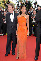 "Martin Short and Jada Pinkett Smith attending the ""Madagascar III"" Premiere during the 65th annual International Cannes Film Festival in Cannes, France, 18.05.2012..Credit: Timm/face to face/MediaPunch Inc. ***FOR USA ONLY***"
