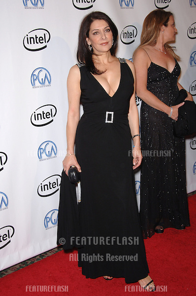 MARINA SIRTIS at the 2006 Producers Guild Awards at the Universal Hilton Hotel..January 22, 2006  Los Angeles, CA.© 2006 Paul Smith / Featureflash
