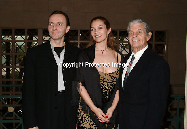 Andrei Tremaine, Natasha Middleton &amp; Ruben Tonoyan <br />