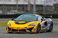 #13 AWA McLaren 570S GT4, GS: Orey Fidani, Kuno Wittmer