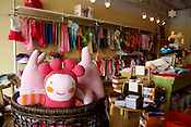 May 18, 2009. Raleigh, NC..Glee Kids provides a broad range of clothing for children along with toys to purchase.