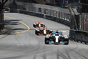May 28th 2017, Monaco; F1 Grand Prix of Monaco Race Day;  Valtteri Bottas - Mercedes AMG Petronas F1 W08 EQ Energy+ finished in 4th place