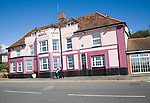 The Bristol Arms public house, Shotley, Gate, Suffolk, England