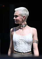 CARA DELEVINGNE - Show Chanel - Paris Fashion Week Haute Couture 2017/2018 - 04/07/2017 - FRANCE