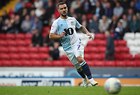 Blackburn Rovers' Adam Armstrong<br /> <br /> Photographer Rachel Holborn/CameraSport<br /> <br /> The EFL Sky Bet Championship - Blackburn Rovers v Aston Villa - Saturday 15th September 2018 - Ewood Park - Blackburn<br /> <br /> World Copyright &copy; 2018 CameraSport. All rights reserved. 43 Linden Ave. Countesthorpe. Leicester. England. LE8 5PG - Tel: +44 (0) 116 277 4147 - admin@camerasport.com - www.camerasport.com