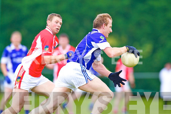 Laune Rangers v West Kerry in the Kerry Senior County Championship at Killorglin on Sunday