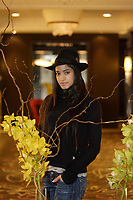 Montreal (QC) CANADA - April , 2012  File Photo - Sofia Boutella