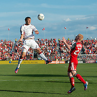 Toronto FC vs New England Revolution, June 23, 2012 1