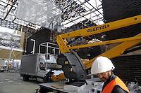 - Milano, Esposizione Mondiale Expo 2015 il giorno dopo: terminata il 31 ottobre, inizia lo smantellamento dei padiglioni ed il recupero dei materiali<br /> <br /> - Milan, the World Exhibition Expo 2015 the day after : ended October 31, begins the dismantling of the pavilions and the recovery of materials