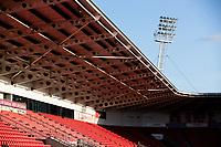A general view of the Keepmoat Stadium, home of Doncaster Rovers<br /> <br /> Photographer Alex Dodd/CameraSport<br /> <br /> The EFL Sky Bet League One - Doncaster Rovers v Blackpool - Tuesday September 17th 2019 - Keepmoat Stadium - Doncaster<br /> <br /> World Copyright © 2019 CameraSport. All rights reserved. 43 Linden Ave. Countesthorpe. Leicester. England. LE8 5PG - Tel: +44 (0) 116 277 4147 - admin@camerasport.com - www.camerasport.com