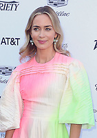 04 January 2019 - Palm Springs, California - Emily Blunt. Variety 2019 Creative Impact Awards and 10 Directors to Watch held at the Parker Palm Springs during the 30th Annual Palm Springs International Film Festival. Photo Credit: Faye Sadou/AdMedia
