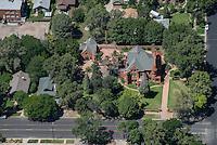 Orman-Adams Mansion, Pueblo, Colorado. Aug 2014. 813092
