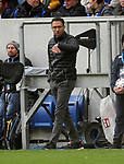 10.03.2019, PreZero-Arena, Sinsheim, GER, 1.FBL, TSG 1899 Hoffenheim vs 1. FC N&uuml;rnberg , <br />DFL  regulations prohibit any use of photographs as image sequences and/or quasi-video.<br />im Bild<br />Interims-Trainer Boris Schommers (N&uuml;rnberg)<br /> <br /> Foto &copy; nordphoto / Bratic