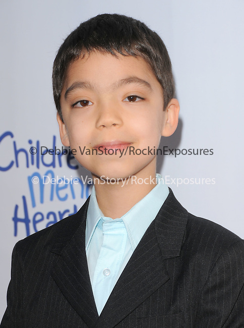 Ethan Bortnick at the 3rd annual Children Mending Hearts Peace Please Gala held at  The Music Box @ Henry Fonda Theater in Hollywood, California on April 16,2010                                                                   Copyright 2010  DVS / RockinExposures