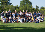 MVLASC after school soccer program fun match at Grant Park in Los Altos, June 1, 2012.