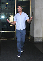 NEW YORK, NY August 02: Jerry O'Connell at NBC's Today Show  in New York City August 02 , 2018. <br /> CAP/MPI/RW<br /> &copy;RW/MPI/Capital Pictures