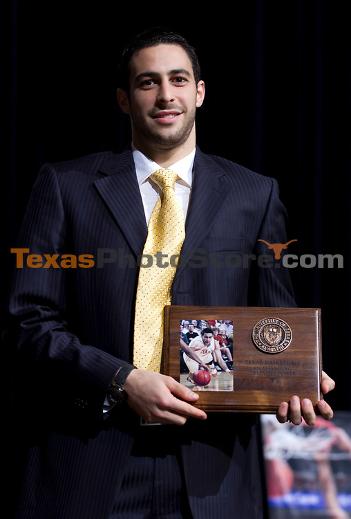 Dogus Balbay, Texas Basketball Outstanding Defensive Player Award