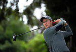 Harry Bateman. Day one of the Jennian Homes Charles Tour Lawnmaster Classic Manawatu Open at Manawatu Golf Club, Palmerston North, New Zealand on Friday, 18 March 2016. Photo: Dave Lintott / lintottphoto.co.nz