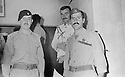 Iraq 19770 <br /> 2nd from left, Mullazem Omar Abdallah, cadet at the military school in Baghdad  <br /> Irak 1970 <br /> A l'ecole militaire a Baghdad, 2eme a gauche, Mullazem Omar Abdallah , eleve-officier