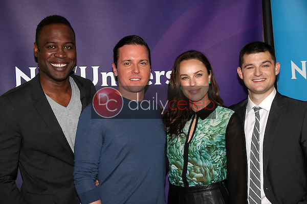 Kevin Daniels, Kevin Bigley, Jessica McNamee, Michael Mosley<br />