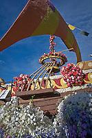 Tournament of Roses Parade Floats, Pasadena CA