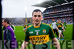 Paul Murphy, Kerry players after defeating Tyrone in the All Ireland Semi Final at Croke Park on Sunday.