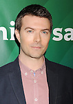 PASADENA, CA - JANUARY 15: Actor Noah Bean attends the NBCUniversal 2015 Press Tour at the Langham Huntington Hotel on January 15, 2015 in Pasadena, California.
