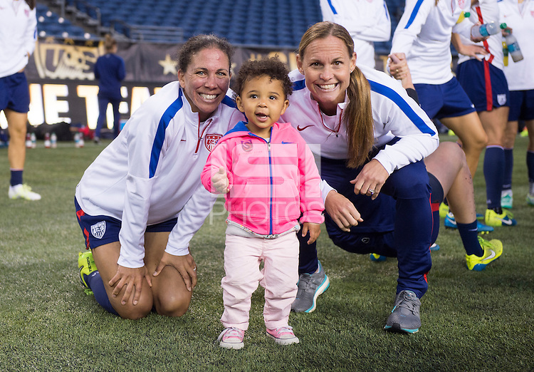 Seattle, WA - October 20, 2015:  The USWNT trained in preparation for their Victory Tour game against Brazil at CenturyLink Field.