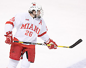 Ryan Jones - The Boston College Eagles defeated the Miami University Redhawks 5-0 in their Northeast Regional Semi-Final matchup on Friday, March 24, 2006, at the DCU Center in Worcester, MA.