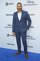 21 May 2017 - Burbank, California - Ian Verdun. ABC Studios and Freeform International Upfronts held at The Walt Disney Studios Lot in Burbank. Photo Credit: Birdie Thompson/AdMedia