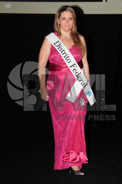 SAO PAULO, SP, 29 DE JANEIRO 2012 - MISS BRASIL PLUS SIZE - Miss Brasil Plus Size na noite desse domingo na regiao oeste da capital paulista - FOTO: VANESSA CARVALHO - NEWS FREE.