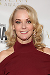Angie Schworer attends The 2019 Chita Rivera Awards Nominee Reception at Bond 45 on April 29, 2019  in New York City.