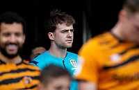 Leeds United's Patrick Bamford walks onto the pitch<br /> <br /> Photographer Alex Dodd/CameraSport<br /> <br /> The EFL Sky Bet Championship - Hull City v Leeds United - Saturday 29th February 2020 - KCOM Stadium - Hull<br /> <br /> World Copyright © 2020 CameraSport. All rights reserved. 43 Linden Ave. Countesthorpe. Leicester. England. LE8 5PG - Tel: +44 (0) 116 277 4147 - admin@camerasport.com - www.camerasport.com