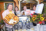 Pictured at the launch of the Halloween Food and Craft fair  in the Meadowlands hotel on October 28th, were l-r: Maurice Hannon (Ó hAnnáin Gluten and Wheat Free) Siobhán Dowling (Meadowlands hotel) Timmy Leahy (Meadowlands hotel) and Trish Lawlor (You Name It Embroidery).