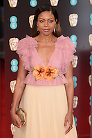 Naomie Harris<br /> at the 2017 BAFTA Film Awards held at The Royal Albert Hall, London.<br /> <br /> <br /> &copy;Ash Knotek  D3225  12/02/2017