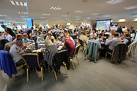 The 1912 Heritage lounge during the Premier League match between Swansea City and Chelsea at The Liberty Stadium on September 11, 2016 in Swansea, Wales.