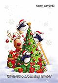 Roger, CHRISTMAS ANIMALS, WEIHNACHTEN TIERE, NAVIDAD ANIMALES, paintings+++++,GBRMCX-0011,#xa#