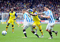 Huddersfield v Sheffield Wednesday 29.12.12